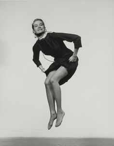 Although most photographers ask their subjects to sit, the famous 20th-century portraitist Philippe Halsman commanded his sitters to jump. After shooting commissioned portraits for the top magazines of his day — Life, Look, and the Saturday Evening Post — Halsman would take a picture for his personal portfolio, which he published as Philippe Halsman's Jump Book in 1959.
