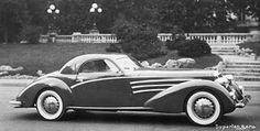 1938 Lancia Astura 4th Series Touring