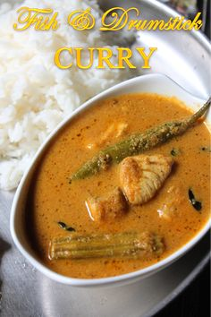 YUMMY TUMMY: Drumstick Fish Curry Recipe / Meen Muringakka Kulambu Recipe