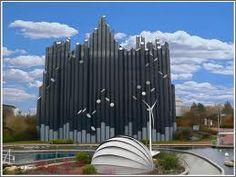 Un dels edificis més emblemàtics de Futuroscope.