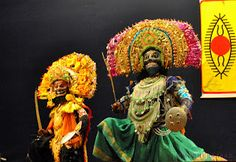 Photographs: Chhau Dance-West Bengal