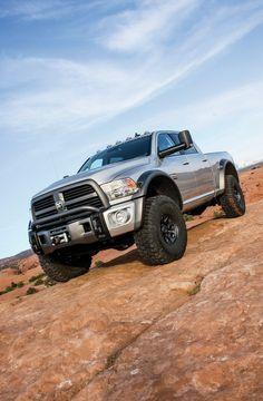 2014 Ram 2500 Heavy Duty. Bad Ass lookin truck!!!