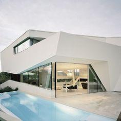 project A01 architects | Residence Freundorf