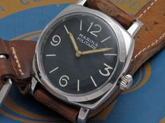 Not a watch guy, but ... Vintage Panerai 6152/1