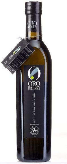 oro bailen olive oil from spain