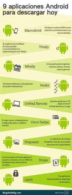Dejando a un lado Whatsapp, Instagram, y el resto de aplicaciones que todos deberíamos tener instaladas, existen otras muchas que son realmente útiles.