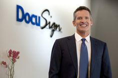DocuSign Finally Finds Replacement for Its CEO...