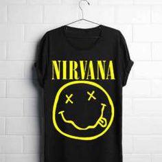 Nirvana unplugged rock Unisex T Shirt