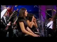 Cuca Roseta - Christmas is all around - YouTube