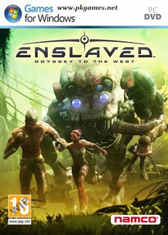 Enslaved Odyssey To The West PC Game Free Download | pkgames.net