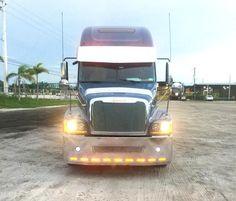 tractor abs light on freightliner century