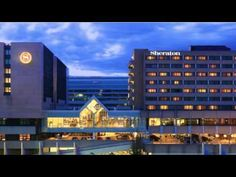 Sheraton Frankfurt Airport Hotel & Conference Center - Frankfurt am Main - Visit http://germanhotelstv.com/frankfurt_sheratontowersairport This non-smoking hotel is directly connected to Frankfurt Airports Terminal 1. It offers soundproofed rooms stylish spa and fitness facilities and 2 à la carte restaurants. -http://youtu.be/oL7CS4ZjXgs