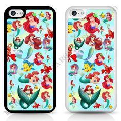 Disney-Little-Mermaid-Ariel-Disney-Princess-Cover-Case-for-iPod-iPhone-Samsung