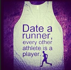 cute track or cross country shirt