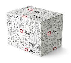 Paper Box Packaging Design