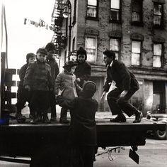 Rebecca Lepkoff, Life On The Lower East Side