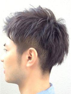 レボルトヘアー 松戸店(R-EVOLUT hair) メンズ王道ツーブロックさわやかショート
