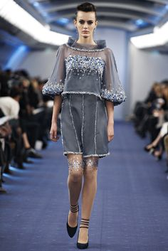 Chanel Spring 2012 Couture - Collection - Gallery - Style.com