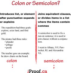 semicolon punctuation poster sen pinterest punctuation posters semicolon and punctuation. Black Bedroom Furniture Sets. Home Design Ideas