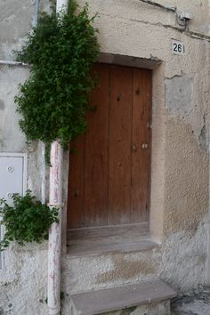 Our Italian Journey Wooden Doors, Travel Around, Greenery, Journey, Europe, Italy, Rustic, Building, Outdoor Decor