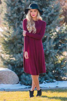 Audrey Dress | SexyModest Boutique