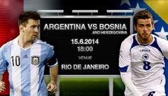 Argentina vs Bosnia and Herzegovina lineup, Argentina vs Bosnia and Herzegovina preview, Argentina vs Bosnia and Herzegovina time, Argentina vs Bosnia