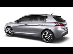 New Peugeot 308 First Official Images - 10 Second car Videos - YouTube