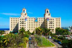 Un hôtel myhtique : L'Hotel Nacional la Havane Cuba http://www.vogue.fr/voyages/adresses/diaporama/guide-meilleurs-adresses-a-la-havane-cuba-hotels-restaurants-musees/31269#un-hotel-myhtique-lhotel-nacional-la-havane-cuba