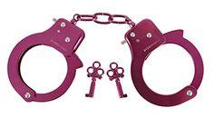 NMC Metal Cuffs Purple Metallic, 1 Stück
