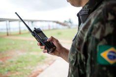 Brasil: 16 mil radios portátiles APX™ y TETRA de Motorola Solutions