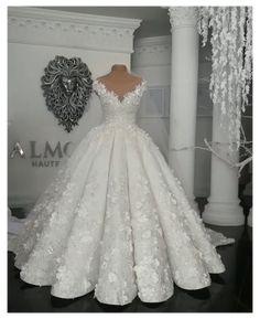 Crystal Wedding Dresses, Sheer Wedding Dress, Amazing Wedding Dress, Cute Wedding Dress, Princess Wedding Dresses, Dream Wedding Dresses, Bridal Dresses, Sparkle Wedding Dresses, Disney Wedding Dresses