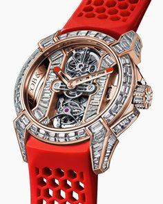 JACOB & Co Epix X Diamond Tourbillon