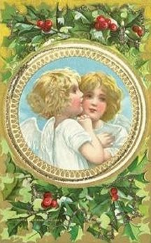Vintage Christmas Angels