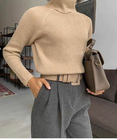 3 Basic Pieces Make the Perfect Chic Outfit - - . - Street Style Outfits, 3 Basic Pieces Make the Perfect Chic Outfit - - . Basic Outfits, Mode Outfits, Classy Outfits, Casual Outfits, Winter Outfits, Summer Outfits, Office Outfits Women, Office Fashion Women, College Fashion