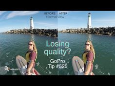 Does GoPro Studio Fisheye Remove Feature Affect The Quality Tip 525