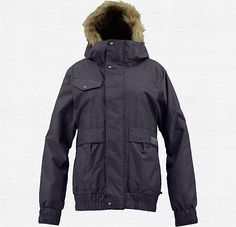 Want this. Women's Tabloid Snowboard Jacket in Hex
