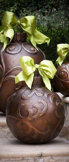 Outdoor Ornaments ❤️