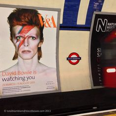 "L'exposition ""David Bowie is"" s'installe à Paris en mars 2015 ! 