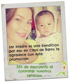 Tú que eres madre y emprendedora, que siempre luchas por salir adelante y te apasiona dar a México todo tu talento, Casa de Barro te premia y reconoce.