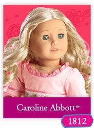 Caroline Abbot™ 1812