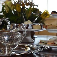 Enjoy afternoon tea in the Drawing Room of the Eisenhower Hotel at Culzean Castle.  Overlook the Firth of Clyde whilst enjoying delicious home baking and fruits from the castle gardens!