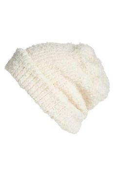 a68ce03f222 Free People Melt My Heart Bouclé Beanie Winter Accessories