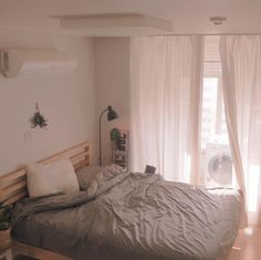 Apartment Interior, Room Interior, Interior Design, Dream Rooms, Dream Bedroom, Aesthetic Room Decor, Cozy Room, Minimalist Bedroom, My New Room