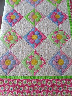 Posy by Jessica's Quilting Studio - next new baby?