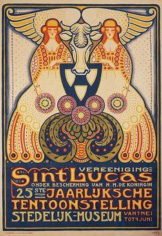 Stedelijk Museum, Amsterdam, 1897