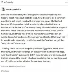 History Memes, History Facts, The More You Know, Good To Know, Writing Tips, Writing Prompts, Interesting History, Faith In Humanity, My Tumblr