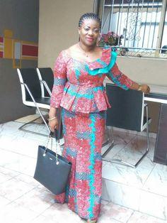 African Print Dress Designs, African Print Dresses, African Print Fashion, Africa Fashion, African Design, African Fashion Dresses, African Dress, African Attire, African Wear