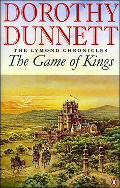 The Game of Kings: Dorothy Dunnett: i came across this book in my local library in the 60s, along with Queen's Play, and waited impatiently for years for each of the sequels to be published in the States. Way back then, I wrote DD the only fan letter I've ever sent an author -- and treasure her answer. JB
