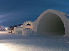 Icehotel, Kiruna - 200 km north of the Polar Circle - shot by Sony Xperia V