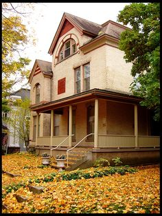 Heritage Hill Neighborhood in Grand Rapids, Michigan